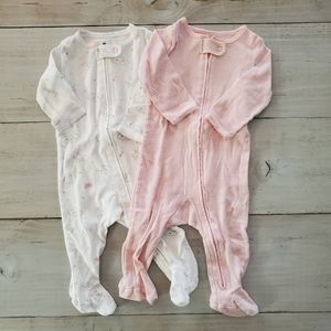 Footie Pajama Bundle